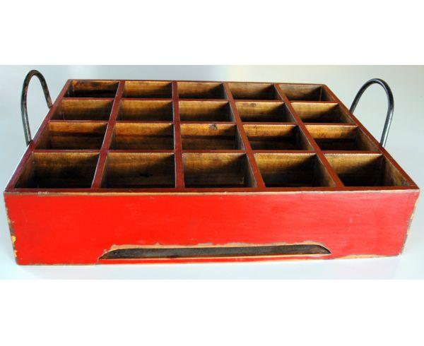 1101 - Caixa de madeira