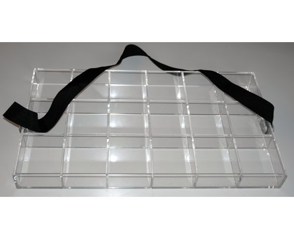 1102 - Caixa de acrilico